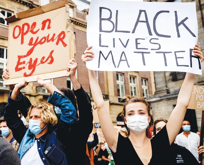 """""""Basta ya"""": para el movimiento de derechos civiles"""