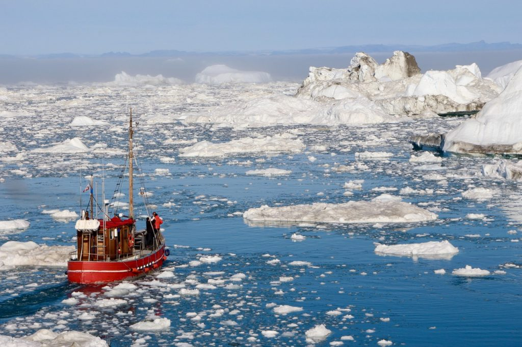 Test your news knowledge with Zenger: Arctic Circle oil spill