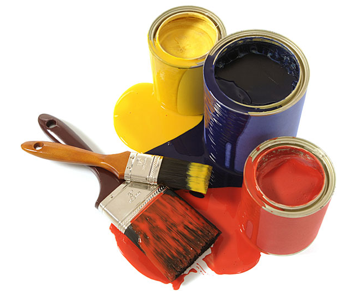 Store extra paint for reuse or recycle it with local options
