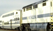 Serious collision involving a Metrolink train and a vehicle