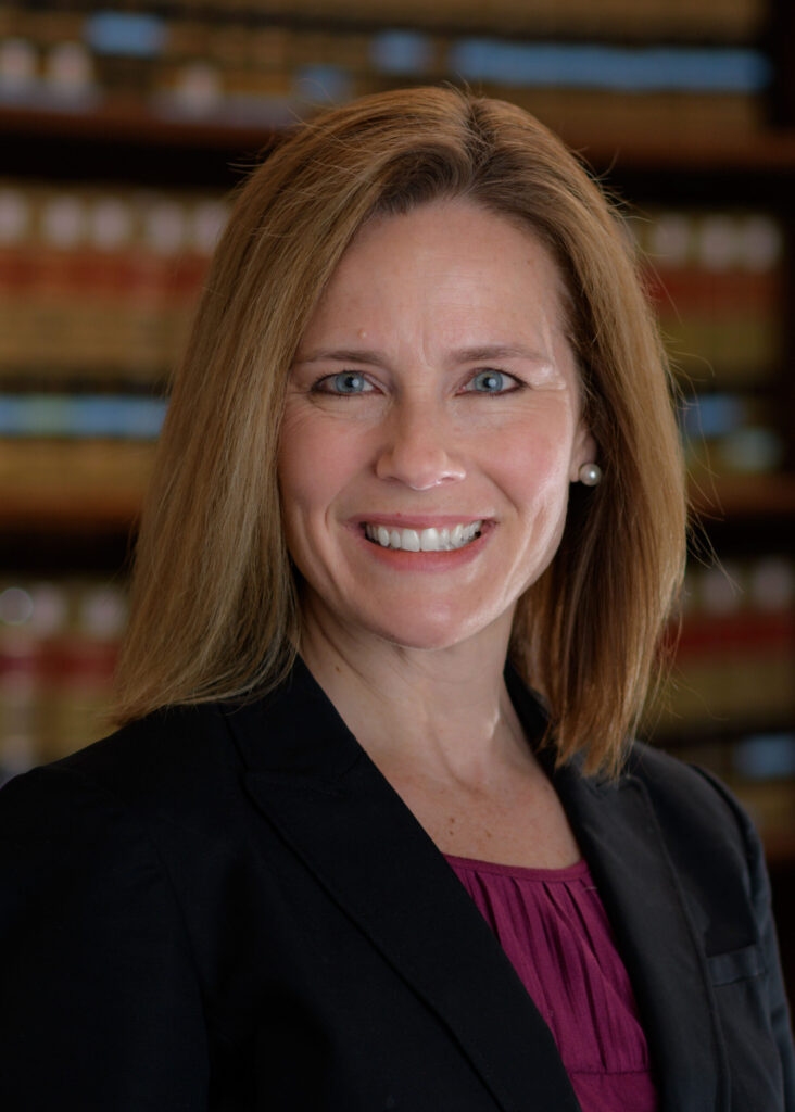 Amy Coney Barrett's Religion May Become Flash Point in Supreme Court Fight