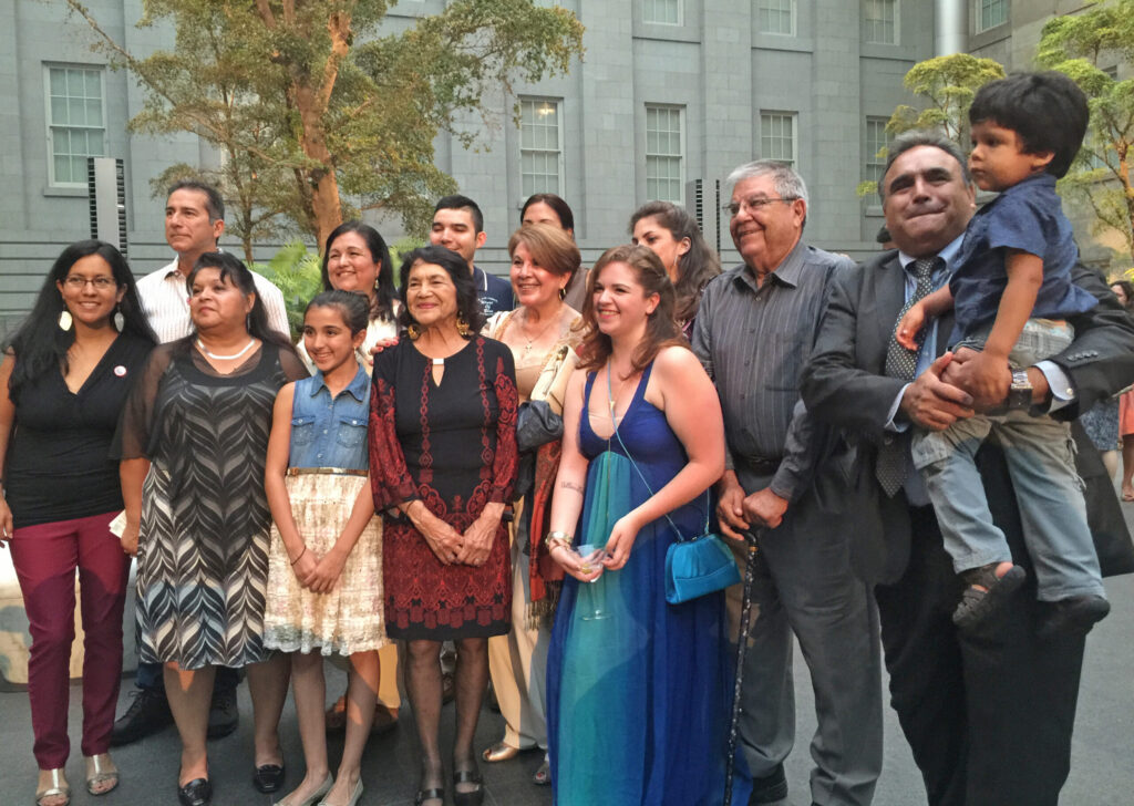 Dolores Huerta: Sí, Se Puede, Together We Can Build a Better Future