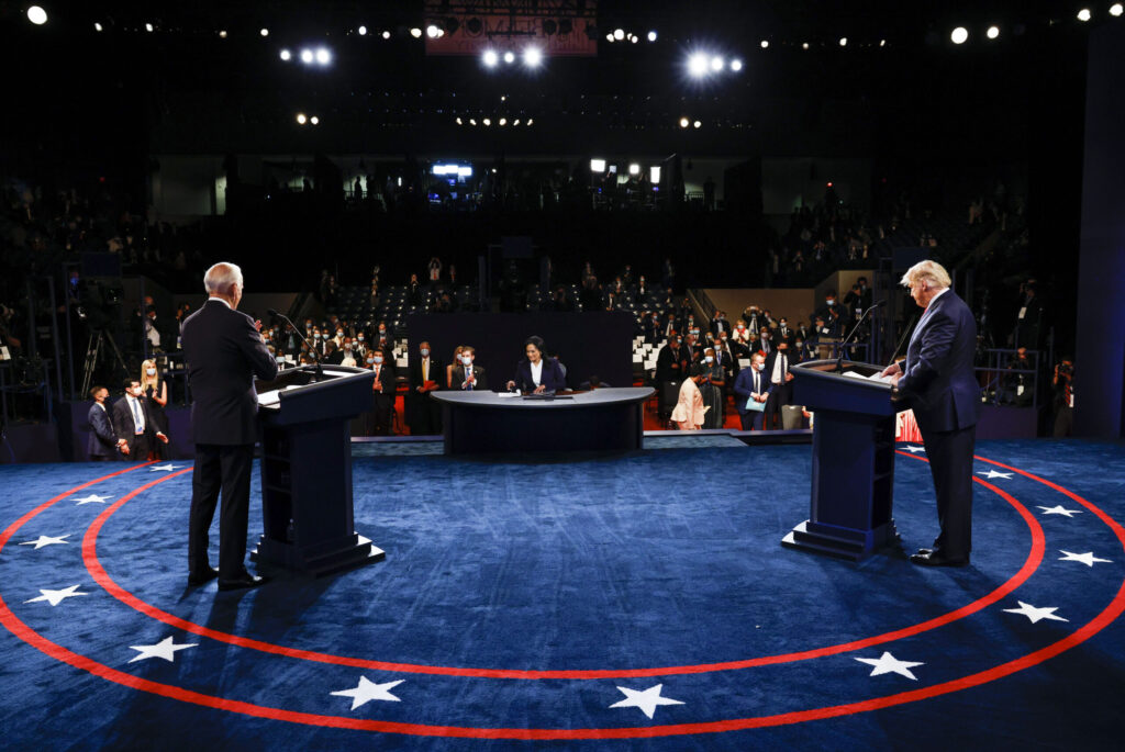 Gloves Come Off as Trump, Biden Talk Foreign Policy