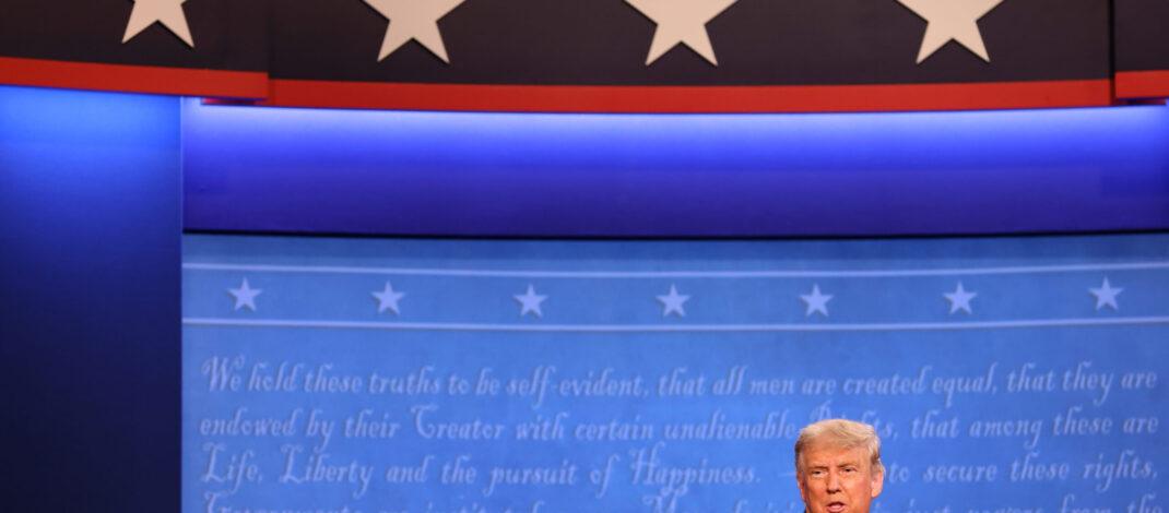 Trump Short on Vow to Eliminate National Debt
