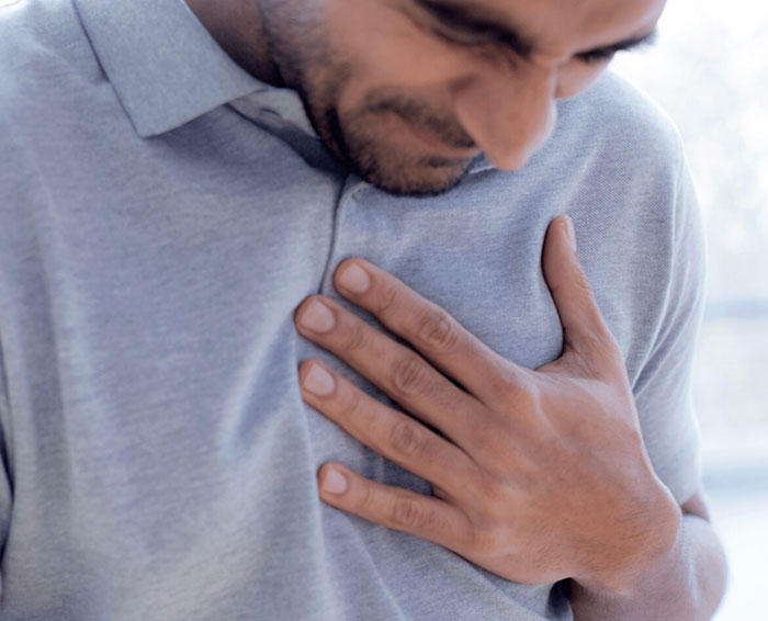 Four out of 10 adults suffer from heartburn