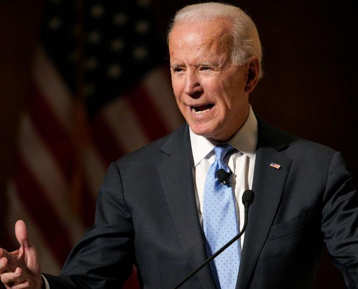 """Individuo en una camioneta con armas tenía una lista para """"ejecutar"""" a Biden"""